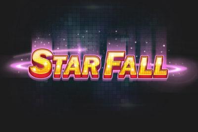Star Fall Mobile Slot Logo