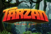 Tarzan Mobile Slot Logo