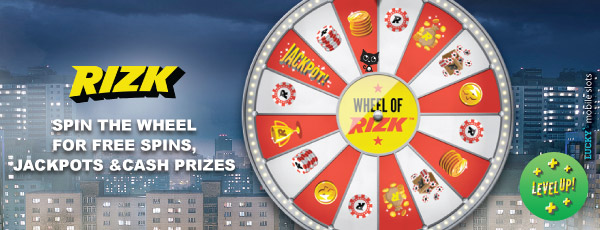 Super Wheel - Rizk Casino