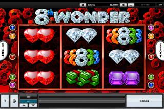 8th Wonder Mobile Slot Game
