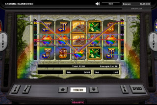 Cashing Rainbows Mobile Slot Free Spins Wilds