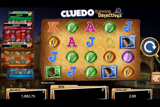 Cluedo Mobile Slot Game