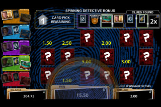 Cluedo Mobile Slot Bonus Game