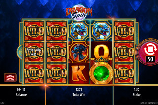 Dragon Spin Mobile Slot Game