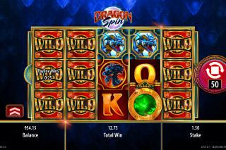 Dragon Spin Mobile Slot Game
