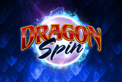 Dragon Spin Mobile Slot Logo