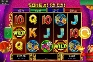 Gong Xi Fa Cai Mobile Slot Game