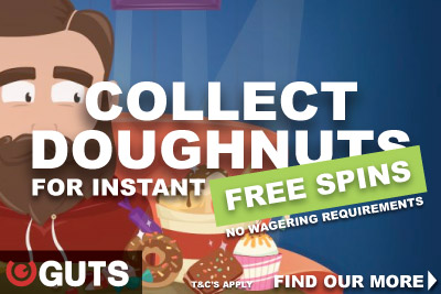 Get Guts Casino Free Spins With No Wagering