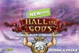 NetEnt Hall of Gods Mobile Slot Coming Soon