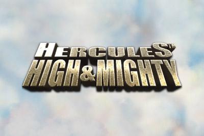 Hercules Mobile Slot Logo