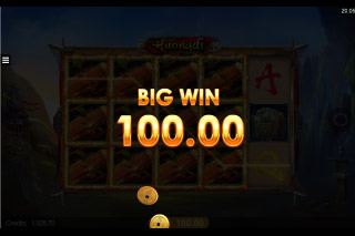 Huangdi Mobile Slot Big Win