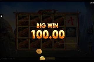 Huangdi Mobile Slot Big Win