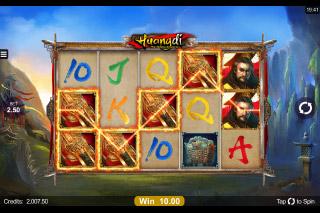 Huangdi Mobile Slot Game