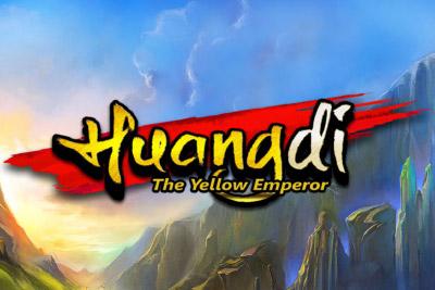 Huangdi Mobile Slot Logo
