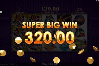 Life Of Riches Mobile Slot Super Big Win