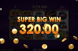 Life Of Riches Mobile Slot Super Big Win