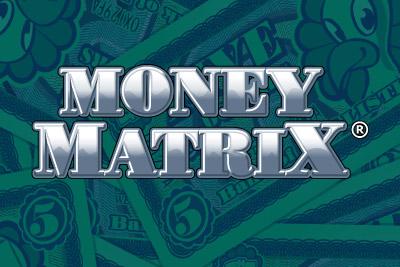 Money Matrix Mobile Slot Logo