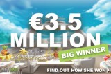 NetEnt Mega Fortune Dreams Big Slot Win of 3.5 Million