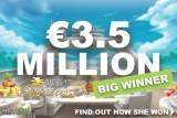 NetEnt Mega Fortune Dreams Big Slot Win of 3.5 Million