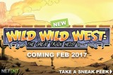 New Net Entertainment Wild Wild West Slot Coming In Feb 2017