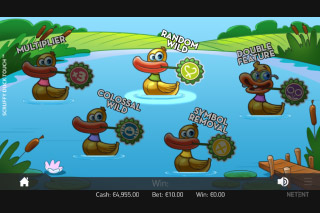 Scruffy Duck Mobile Slot Pick Me Bonus