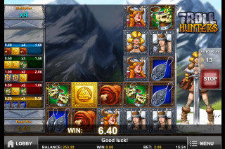 Troll Hunters Mobile Slot Game