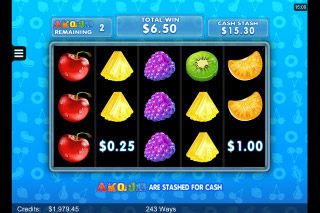 Fruit vs Candy Mobile Slot Fruit Free Spins