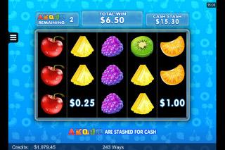 Fruit vs Candy Mobile Slot Fruit Free Spins