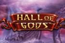 Hall of Gods Mobile Slot Logo