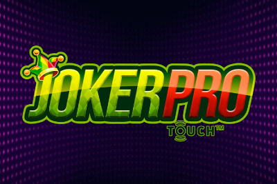 Joker Pro Touch Mobile Slot Logo