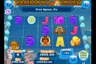 Mammoth Money Mobile Slot Free Spins