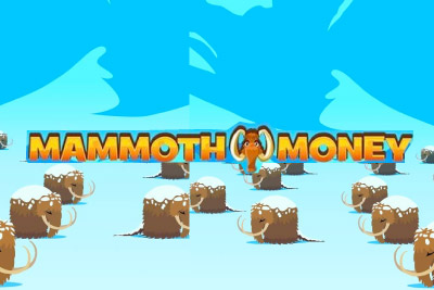 Mammoth Money Mobile Slot Logo