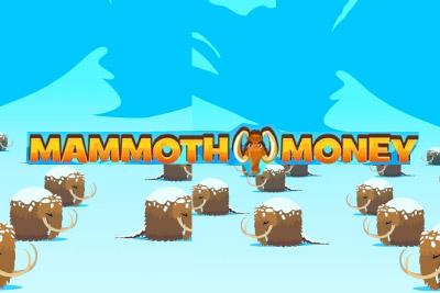 Mammoth Money Mobile Slot Logo