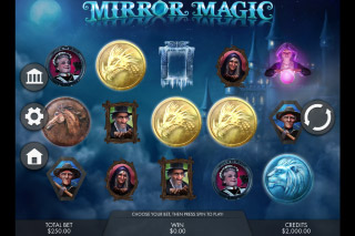 Mirror Magic Mobile Slot Game