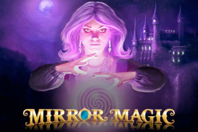 Mirror Magic Mobile Slot Logo