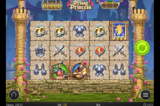 Prissy Princess Mobile Slot Game