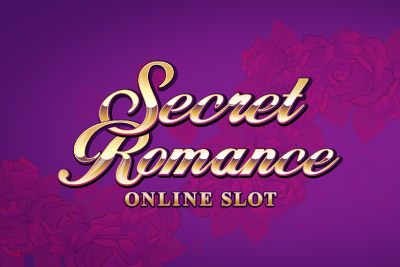 Secret Romance Mobile Slot Logo