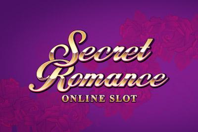Secret Romance Mobile Slot Logo