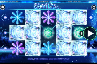 Snowflakes Mobile Slot Free Spins Wilds
