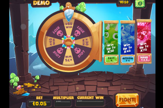 Spin Kingdom Mobile Slot Cash Clash Bonus