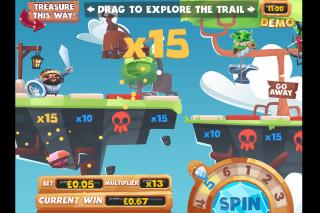 Spin Kingdom Mobile Slot Dragon Trail Bonus