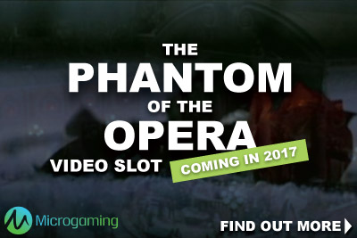 The Phantom Of The Opera Video Slot Coming In 2017