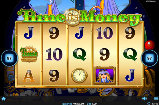 Time Is Money Mobile Slot Game