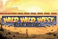 Wild Wild West Mobile Slot Logo