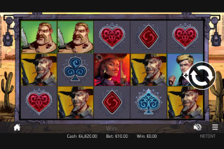 Wild Wild West Mobile Slot Machine