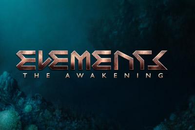 Elements Mobile Slot Logo