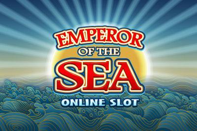 Emperor of The Sea Mobile Slot Logo