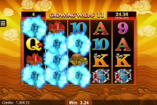 Emperor of The Sea Mobile Slot Win