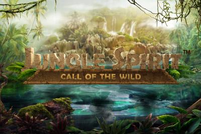 Jungle Spirit Mobile Slot Logo