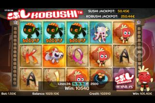 Kobushi Mobile Slot Machine